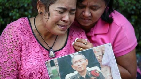Un an de deuil décrété pour la mort du roi de Thaïlande, «père de la Nation»