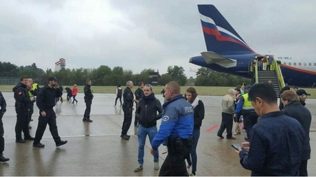 Alerte à la bombe dans un vol Genève-Moscou de la compagnie russe Aeroflot, un homme interpellé