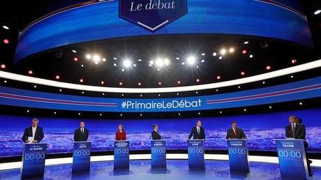 Entre exaspération et satisfaction, les politiques réagissent au débat de la primaire de droite