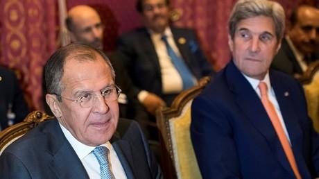 Réunion sur la Syrie à Lausanne : «Des idées intéressantes évoquées», estime Sergueï Lavrov