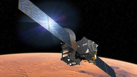 Arrivée d'ExoMars sur la planète rouge : un succès pour l'Europe spatiale