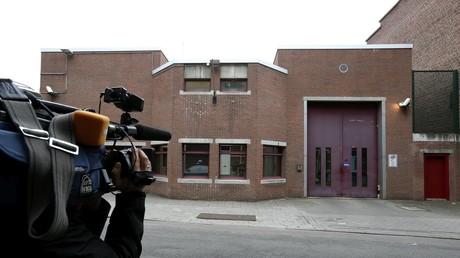 Prison de Berkendael à Bruxelles