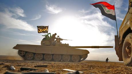 L'armée irakienne à 30 kilomètres du sud de Mossoul