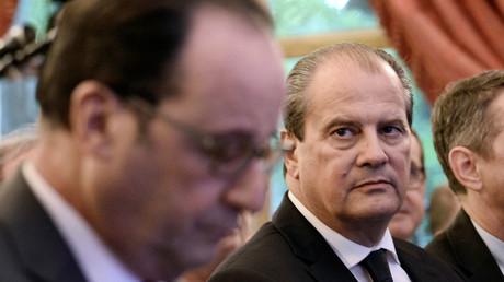 François Hollande et Jean-Christophe Cambadélis