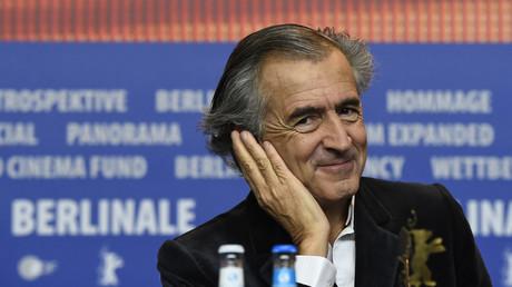 Bernard-Henri Lévy, à la Berlinale de février 2016
