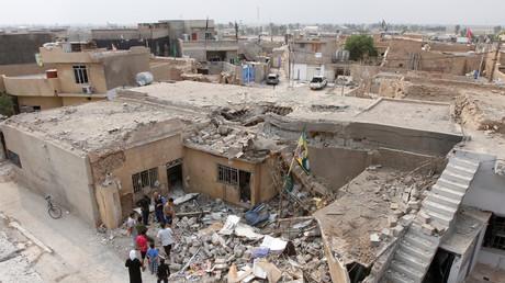Daquq, Irak, octobre 2016