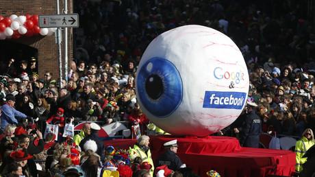 Carnaval de Düsseldorf en Allemagne (16 février 2015)