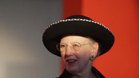 La reine du Danemark, Marguerite II