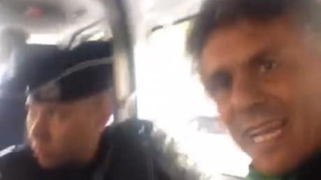 L'activiste algérien Rachid Nekkaz arrêté à Paris lors d'une manifestation anti-corruption (VIDEO)