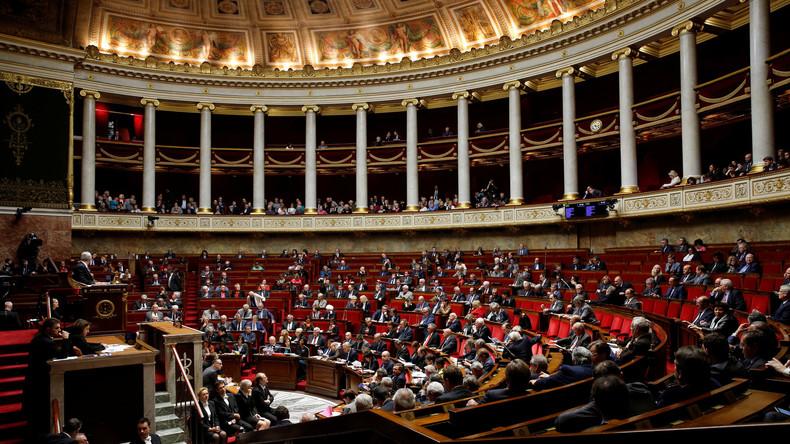 l'Assemblée nationale, le 9 novembre 2016