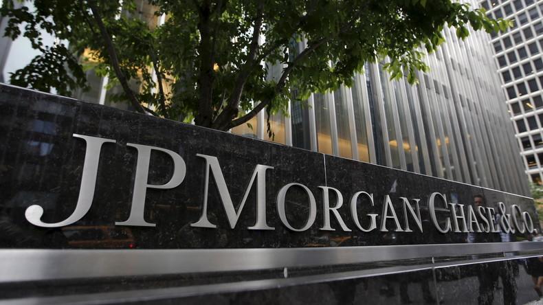 JP Morgan s'arrange avec le gouvernement américain pour régler une affaire de corruption en Chine