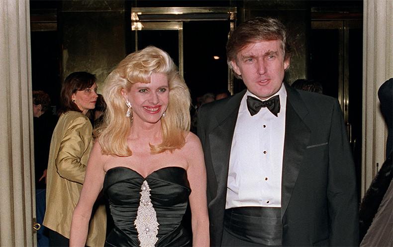 Donald Trump, un magnat de l'immobilier devenu phénomène politique