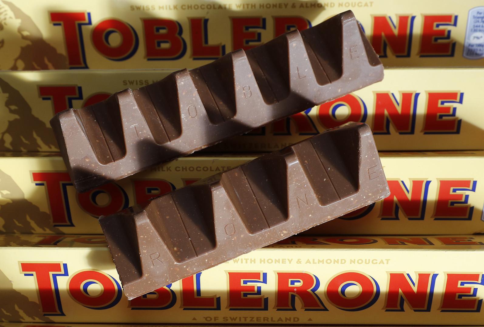 Les Britanniques plus inquiétés par le format du Toblerone que par les élections américaines