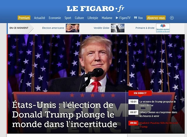 Président Trump : après le choc et la sidération, la presse repart à l'attaque
