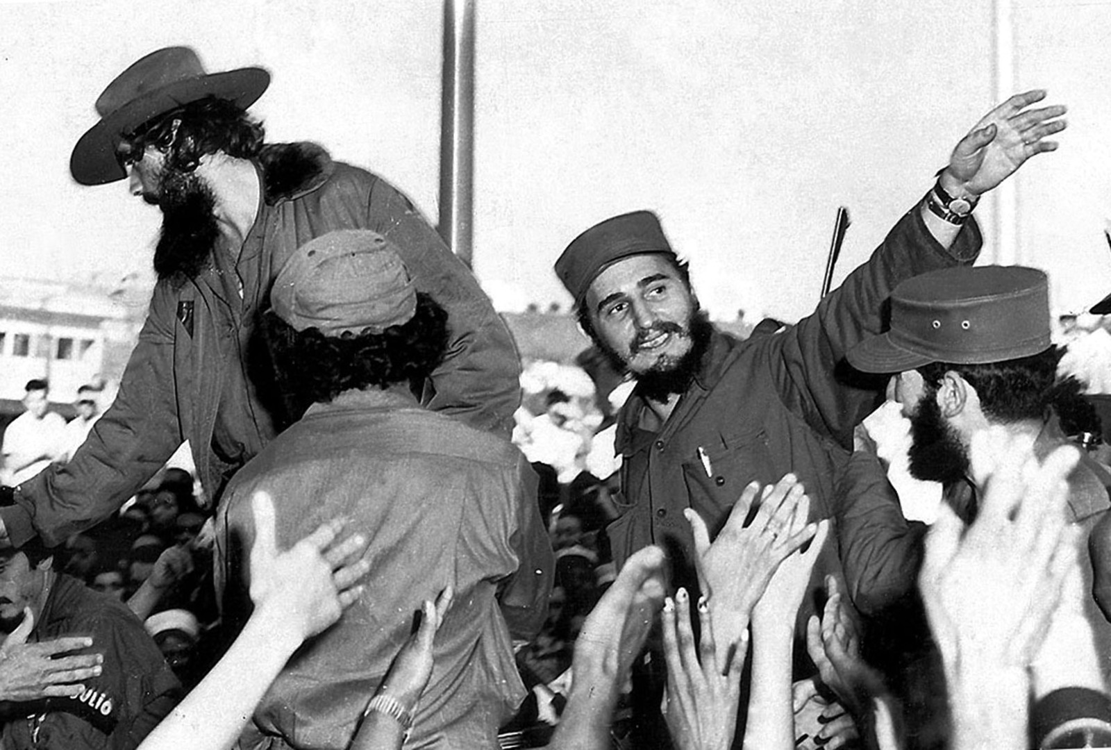 the rebellion of fidel castro Articles and reflections by fidel nato, war, lies and business february 21, 2011 | fidel castro ruz the revolutionary rebellion in egypt.