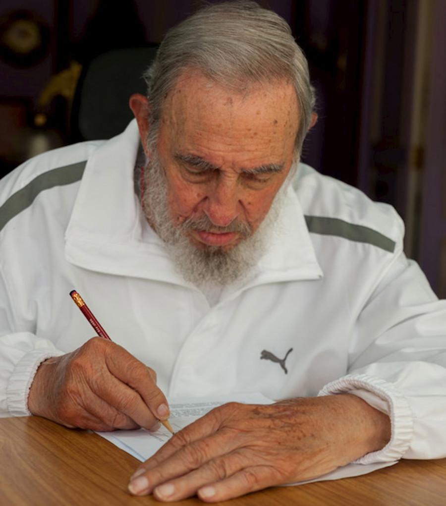 Révolution, communisme, impérialisme américain... Les citations les plus mémorables de Fidel Castro