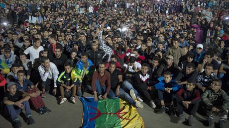 Après la mort du vendeur de poissons, les Marocains protestent pour la deuxième journée consécutive