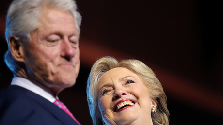 Le clan Clinton mis à mal par la publication d'une enquête compromettante du FBI sur Bill