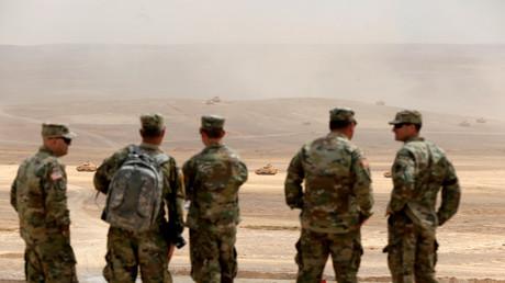 Trois Américains tués par balle près d'une base militaire en Jordanie