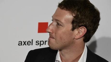Le boss de Facebook Mark Zuckerberg, accusé de ne pas en faire assez pour éradiquer les discours haineux