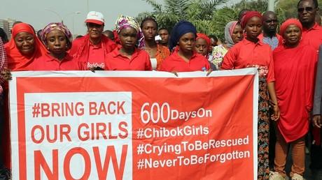 Nigeria : l'armée libère une lycéenne enlevée par Boko Haram et son enfant, fils de son ravisseur