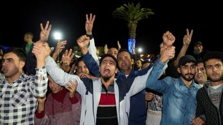 A Rabat deuxième manifestation pacifique depuis la mort de Mouhcine Fikri