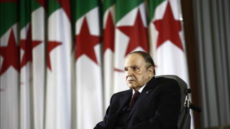 Le président algérien Abdelaziz Bouteflika se rend à Grenoble pour des contrôles médicaux