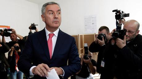 Milo Dukanovic, Premier ministre du Monténégro