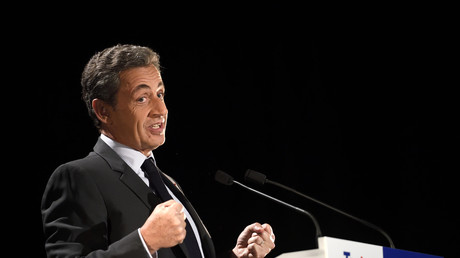 Sarkozy: la République, c'est «double ration de frites» pour les écoliers qui ne mangent pas de porc