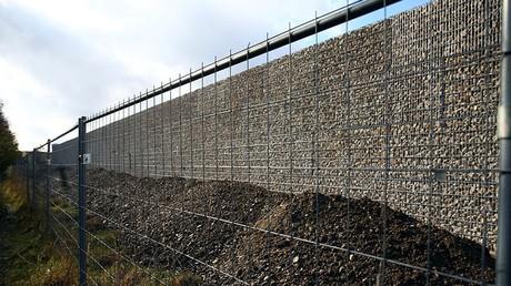 Le mur contre les réfugiés à Munich