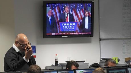 Victoire de Trump : du jamais-vu depuis la création des Etats-Unis, en 1776