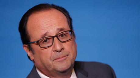Le président François Hollande réagira à l'élection de Donald Trump au lendemain de la victoire du candidat Républicain