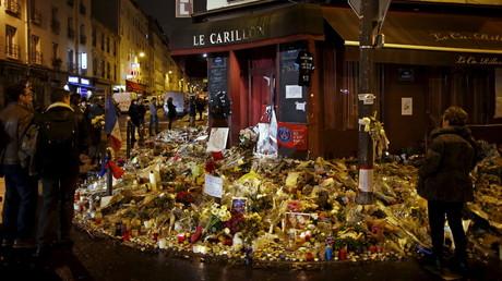 Bistrot Le Carillon après l'attaque du 13 novembre