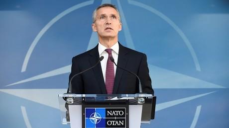 Jens Stoltenberg, le secrétaire général de l'OTAN, inquiet à la vue du programme de Donald Trump