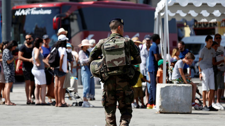 Etat d'urgence en France