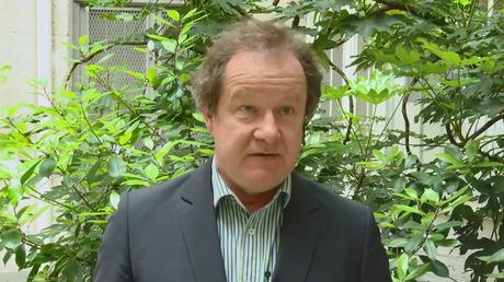 Le journaliste Hervé Kempf