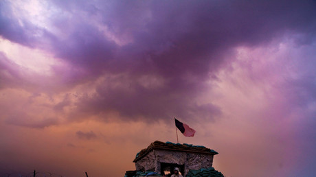 Soldat américain en Afghanistan