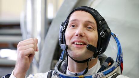 Thomas Pesquet, ce Français à 48 heures d'être dans les étoiles (IMAGES)