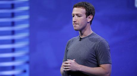 Mark Zuckerberg, président et co-fondateur de Facebook, photo ©Reuters/Stephen Lam