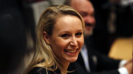 En visite à Moscou, Maréchal-Le Pen vante «le destin commun» de la France et de la Russie