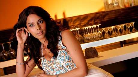 L'actrice indienne Mallika Sherawat (photographie d'illustration)