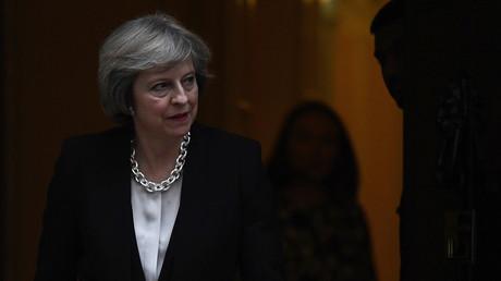 Premier ministre britannique, Theresa May