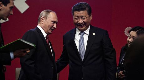 Vladimir Poutine prévoit de se rendre en Chine pour renforcer les relations économiques sino-russes