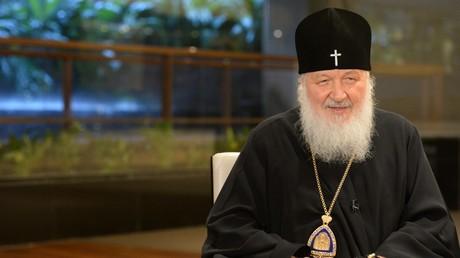 La Patriarche Cyrille