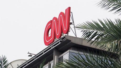 Les locaux de CNN aux Etats-Unis