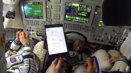 Voilà de quoi les spationautes parlent vraiment à bord de l'ISS