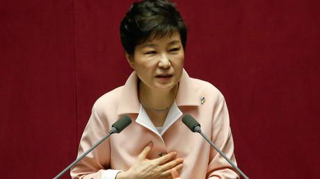 Epinglée pour achat de Viagra, la présidente sud-coréenne dit que c'est pour le mal des montagnes !