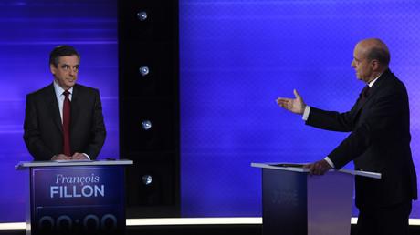Alain Juppé et François Fillon ont une dernière occasion de convaincre les électeurs avant le vote du 27 novembre