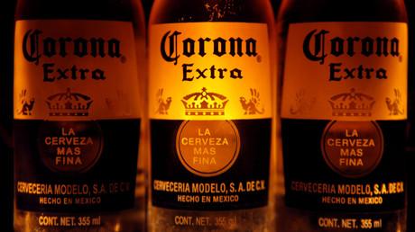 Corona est la deuxième bière la plus importée aux Etats-Unis, et la marque de bière la plus populaire au Mexique