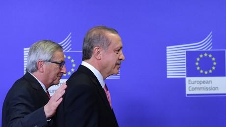 Relations entre l'UE et la Turquie : peut-on tomber plus bas? (VIDEO)